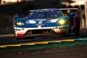 67 Ford GT takes second in GTE Pro at the Le Mans 24 Hours