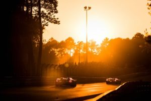 Kanaan made an easy transition into the car at Le Mans