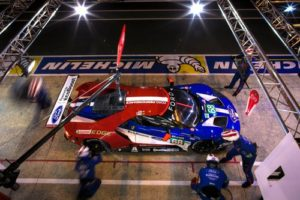 Marks second year in a row that Ford Chip Ganassi Racing